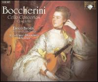 Boccherini: Cello Concertos - Enrico Bronzi (cello); Accademia I Filarmonici; Enrico Bronzi (conductor)
