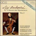Boccherini: Cello Sonatas Vol. 2
