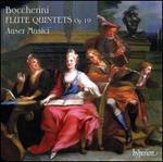 Boccherini: Flute Quintets Op. 19
