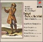 Boccherini: Flute Quintets