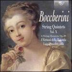 Boccherini: String Quintets, Vol. 10