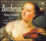 Boccherini: String Quintets, Vol. 4