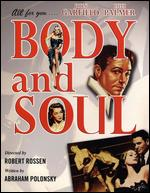 Body and Soul [Blu-ray] - Robert Rossen