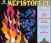 Boito: Mefistofele - Armando Benzi (vocals); Disma de Cecco (vocals); Ebe Ticozzi (vocals); Ede Marietti Gandolfo (vocals);...