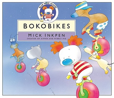 Bokobikes - Inkpen, Mick