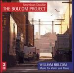 Bolcom: Music for Violin & Piano