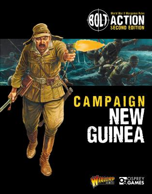 Bolt Action: Campaign: New Guinea - Games, Warlord