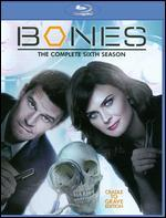 Bones: The Complete Sixth Season [4 Discs] [Blu-ray]