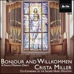 Bonjour and Willkommen: A Franco-German Debut