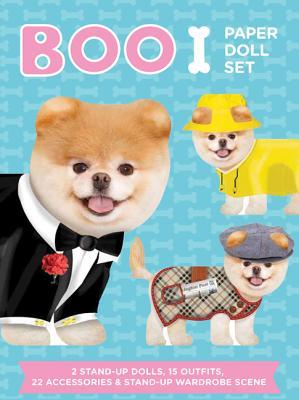 Boo Paper Doll Set - Lee, J H