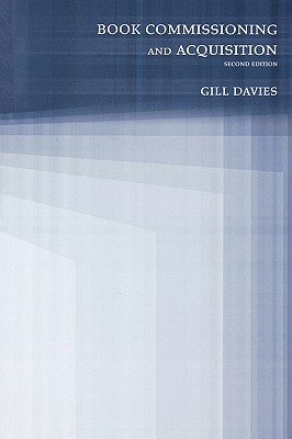 Book Commissioning and Acquisition - Davies, Gill