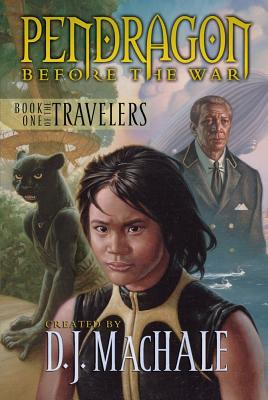 Book One of the Travelers - Machale, D J (Creator), and Jablonski, Carla