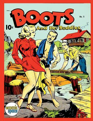 Boots and Her Buddies #5 - Publications, Better