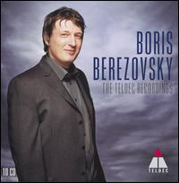 Boris Berezovsky: The Teldec Recordings - Boris Berezovsky (piano)
