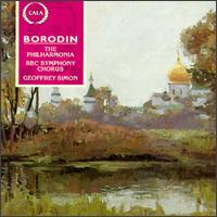 Borodin: Prince Igor Suite and Other Orchestral Works - Ian Boughton (tenor); Margaret Field (soprano); Philharmonia Off-Stage Brass; Stephanie Chase (violin);...