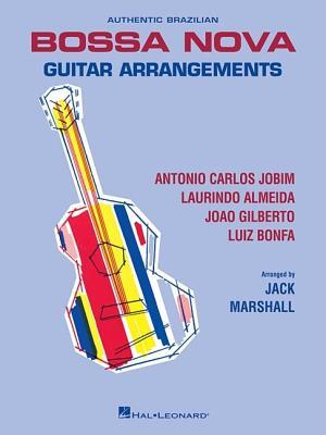 Bossa Nova Guitar Arrangements - Marshall, Jack