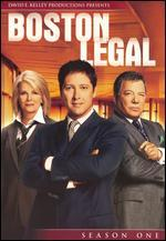 Boston Legal: Season 1 [5 Discs]
