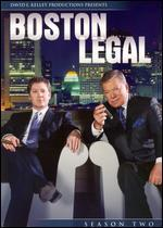 Boston Legal: Season 2 [7 Discs]