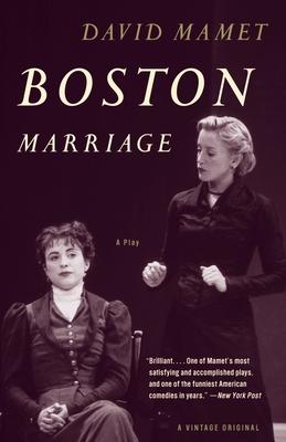 Boston Marriage - Mamet, David, Professor