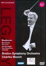 Boston Symphony Orchestra/Charles Munch: Beethoven