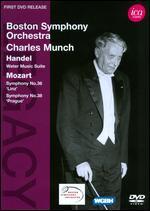 Boston Symphony Orchestra/Charles Munch: Handel/Mozart