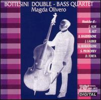 Bottesini Double-Bass Quartet - Bottesini Double Bass Quartet; Davide Ghio (double bass); Elio Veniali (double bass); Emilio Benzi (double bass);...
