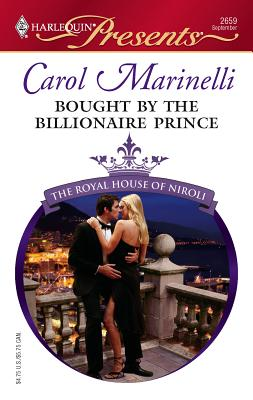 Bought by the Billionaire Prince - Marinelli, Carol