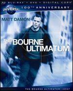 Bourne Ultimatum [100th Anniversary] [Includes Digital Copy] [Blu-ray/DVD]