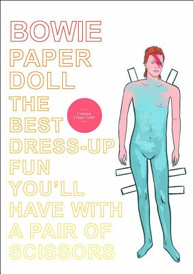 Bowie Paper Doll -