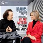 Brahms: 21 Hungarian Dances; 16 Waltzes