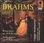 Brahms, Chamber Music