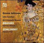 Brahms: Clarinet Quintet; Zemlinsky: Clarinet Trio