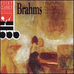 Brahms: Concerto No. 1 for Piano & Orchestra