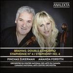 Brahms: Double Concerto; Symphony No. 4