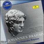Brahms: Ein Deutsches Requiem [Australia] - Eberhard Wächter (baritone); Gundula Janowitz (soprano); Wolfgang Sebastian Meyer (organ); Berlin Philharmonic Orchestra; Herbert von Karajan (conductor)
