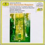 Brahms: Ein Deutsches Requiem