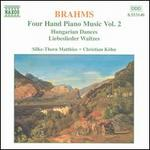 Brahms: Four Hand Piano Music, Vol. 2
