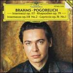 Brahms: Intermezzi; Rhapsodien; Capriccio