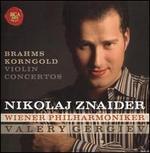 Brahms, Korngold: Violin Concertos