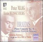 Brahms: Piano Concerto No. 2; Academic Festival Overture