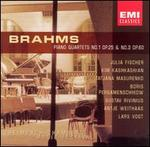 Brahms: Piano Quartets No. 1, Op. 25 & No. 3, Op. 60