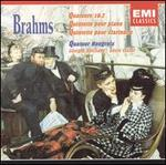 Brahms: Quatuors 1 & 2; Quintette pour piano; Quintette pour clarinette
