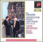 Brahms: Sonatas for Piano and Violin, Opp. 78, 100, 108