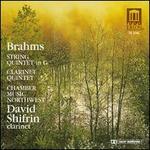 Brahms: String Quintet in G; Clarinet Quintet