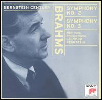 Brahms: Symphonies Nos. 2 & 3 - New York Philharmonic; Leonard Bernstein (conductor)