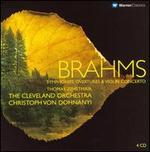 Brahms: Symphonies, Overtures & Violin Concerto