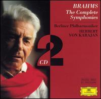 Brahms: The Complete Symphonies - Berlin Philharmonic Orchestra; Herbert von Karajan (conductor)