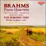 Brahms: The Three Piano Quartets