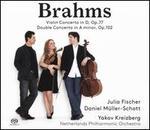 Brahms: Violin Concerto in D, Op. 77; Double Concerto in A minor, Op. 102