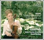 Brahms: Violin Concerto; String Sextet No. 2